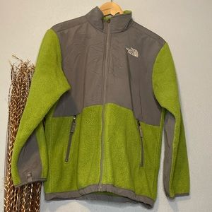 The North Face Emerald Green Jacket